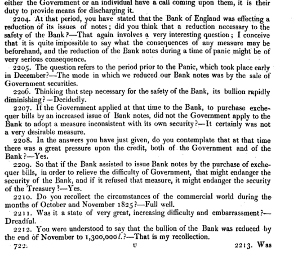 Report of the Committee of Secrecy on the Bank of England charter with the minutes of evidence apx and index   Google Books 12