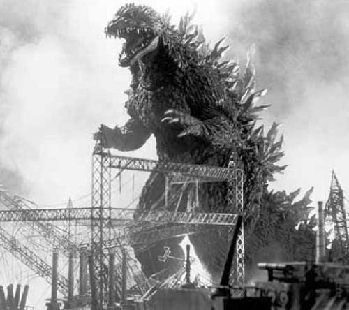 Monster Island News Godzilla