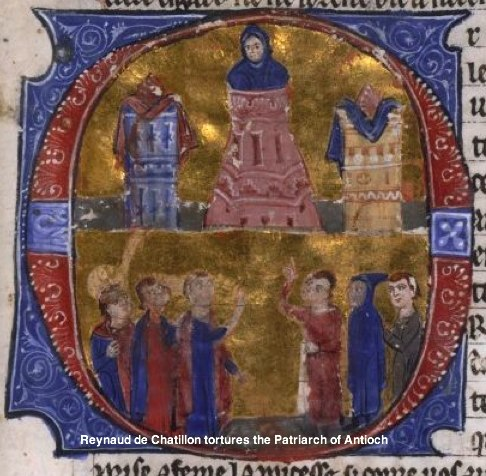 File ReynaldofChatillon PatriarchofAntioch jpg  Wikipedia the free encyclopedia 1