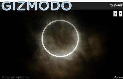 The Best Solar Eclipse Photos 1