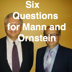 Mann and Ornstein