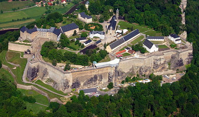 File Aereal photo of Festung Königstein October 2008 JPG  Wikipedia the free encyclopedia
