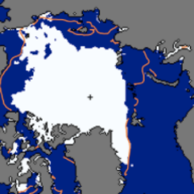 Arctic Sea Ice News and Analysis | Sea ice data updated daily with one day lag
