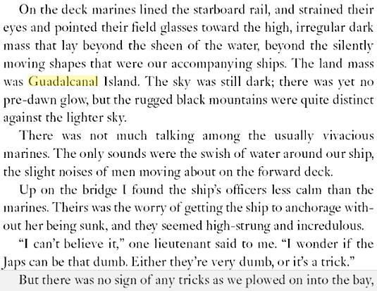 Guadalcanal Diary  Richard Tregaskis  Google Books 2