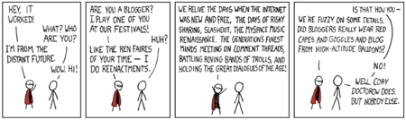 Xkcd Blagofaire