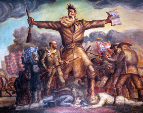 Google Image Result for http kansascowgirlmurals files wordpress com 2011 12 john brown painting jpg 1