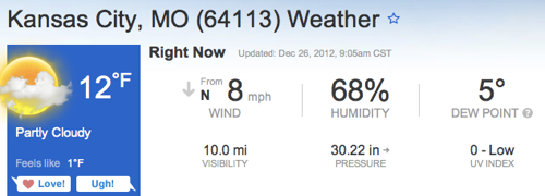 64113 Weather Current Conditions and Temperature  weather com 1