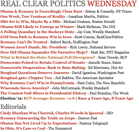 RealClearPolitics  Opinion News Analysis Videos and Polls 1 1