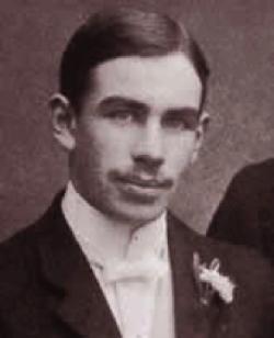Young John Maynard Keynes