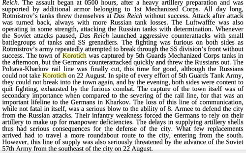 Decision in the Ukraine German Panzer Operations on the Eastern Front George M Nipe Google Books