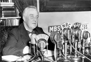 fdrs war message Franklin d roosevelt: franklin d roosevelt, 32nd president of the united states, who led the country through the great depression and world war ii.