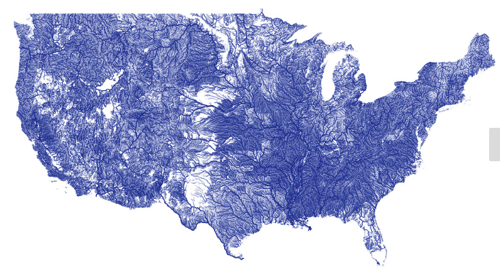 US rivers in the contiguous 48 Flickr Photo Sharing