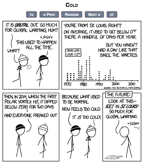 Xkcd Cold