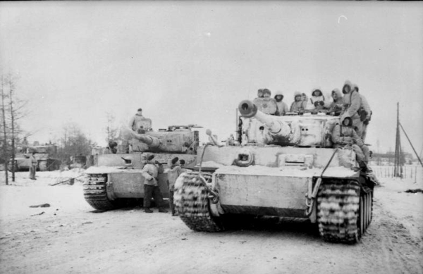 File Bundesarchiv Bild 101I 277 0846 13 Russland Panzer VI Tiger I jpg Wikipedia the free encyclopedia