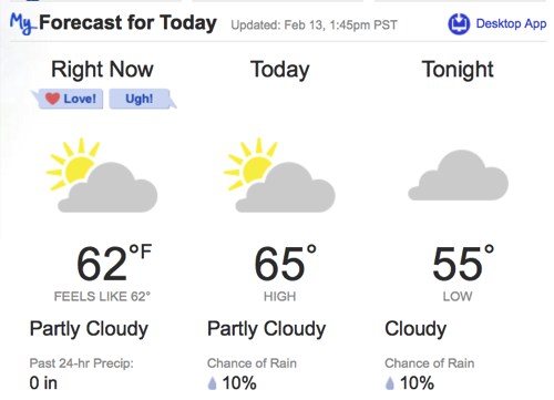 94705 Weather Forecast and Conditions weather com