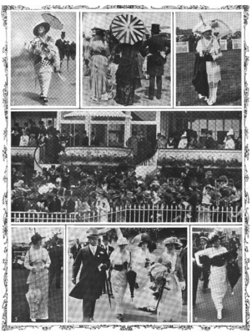 Society June 1914Edwardian Promenade Edwardian Promenade