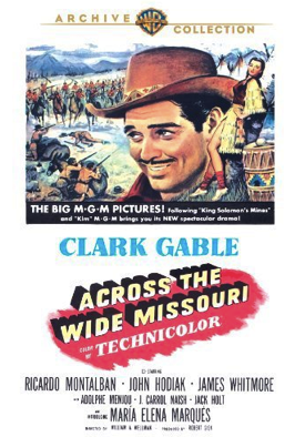 Pictures Photos from Across the Wide Missouri 1951 IMDb