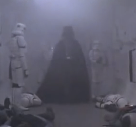 Star Wars Episode IV A New Hope 1977 Darth Vader Enters YouTube