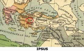Battle of Ipsus 301 BC
