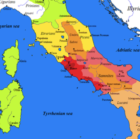 File Roman conquest of Italy PNG Wikipedia the free encyclopedia