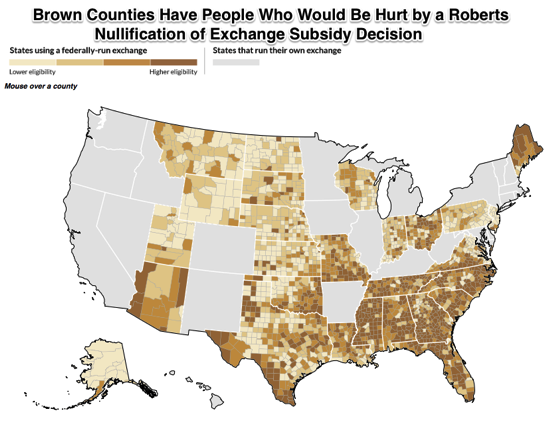 Where do the beneficiaries of the Affordable Care Act Live Washington Center for Equitable Growth