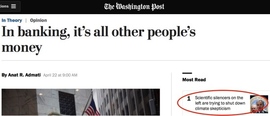 In banking it s all other people s money The Washington Post