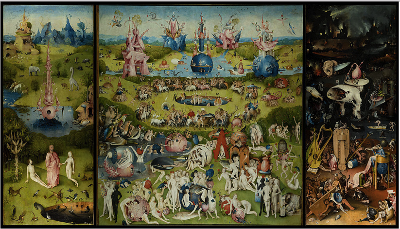 Cursor and 1024px The Garden of Earthly Delights by Bosch High Resolution jpg 1 024×583 pixels