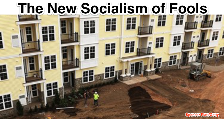 The New Socialism of Fools
