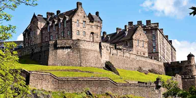 Edinburgh castle Google Search