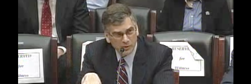 Hearing entitled Federal Reserve Oversight Examining the Central Bank s Role in Credit Allocation House Committee on Financial Services