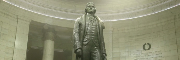Jefferson memorial statue Google Search