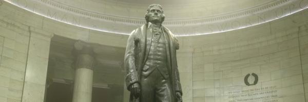 Jefferson memorial statue Google Search