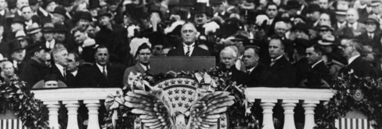 FDR First Inaugural