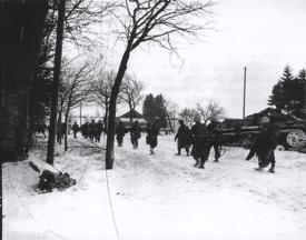 Liveblogging World War II: December 18, 1944: St  Vith
