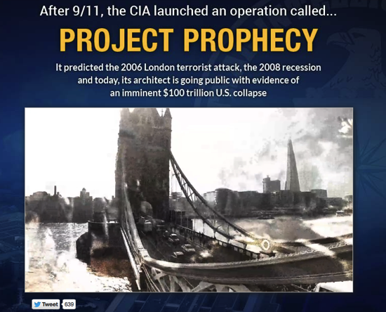 Project Prophecy