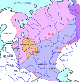 Maps of Russia Geography pages for Dr Rollinson s Courses and Resources