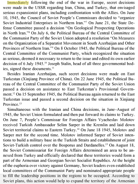 Stalin and the Turkish Crisis of the Cold War 1945 1953 Jamil Hasanli Google Books