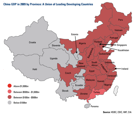 Mapping China s Growth Infographics on What Will China s Growth Look Like in 2020 Business Insider