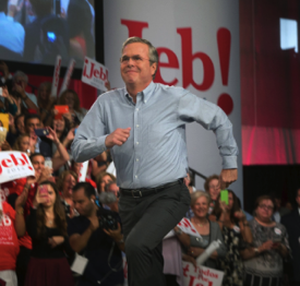 Jeb Bush Announces White House Bid Saying America Deserves Better The New York Times