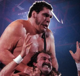 Andre the giant Google Search