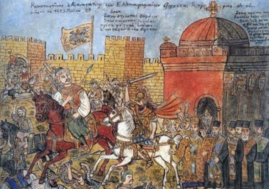 Fall of constantinople 22 jpg 400×311 pixels