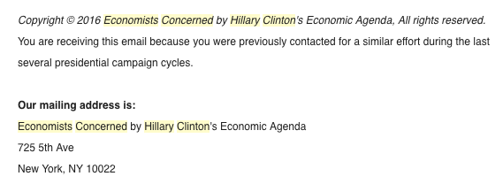 FW Economists Concerned by Hillary Clinton s Economic Agenda brad delong gmail com Gmail