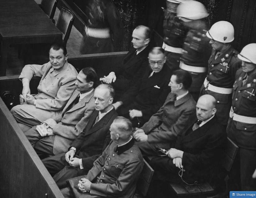 Nuremberg Trials retouched Nuremberg trials Wikipedia the free encyclopedia
