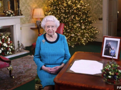 Aaron Murray on Twitter The Queen has announced she will delegate away some of her royal duties in exchange for a leading role in the new series of Star Trek https t co bpazJkxyYr