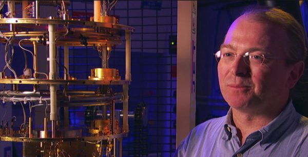 Seth Lloyd and Quantum Computer