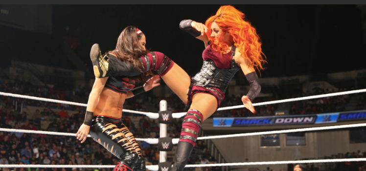 WWE SmackDown January 14 2016 Photo Galleries USA Network
