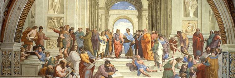 The School of Athens by Raffaello Sanzio da Urbino The School of Athens Wikipedia