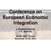 Over at Equitable Growth: European Economic Integration: The Rebalancing Challenge in Europe: Monday Focus
