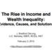 The Rise in Inequality: A Young Lady or Gentleman's Illustrated Primer: The Honest Broker for the Week of February 15, 2015