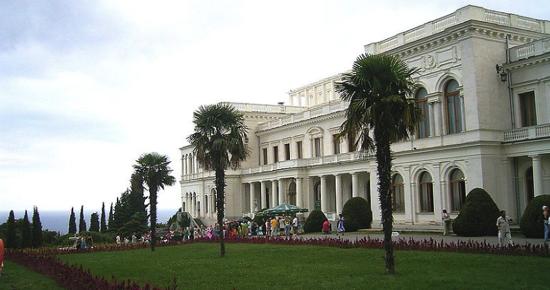 Livadia Palace Crimea Livadia Palace Wikipedia the free encyclopedia